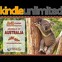 A-Z Animals of AUSTRALIA Alphabet Book (A-Z Animals Alphabet Series 4)