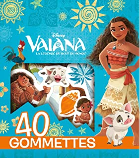 Disney Vaiana Servilletas, Multicolor, Pack de 1 (Procos ...