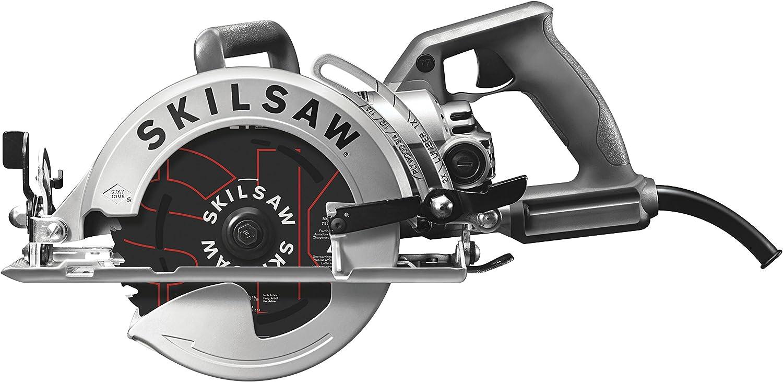 1. Skilsaw SPT77W-01 Worm Drive Saw