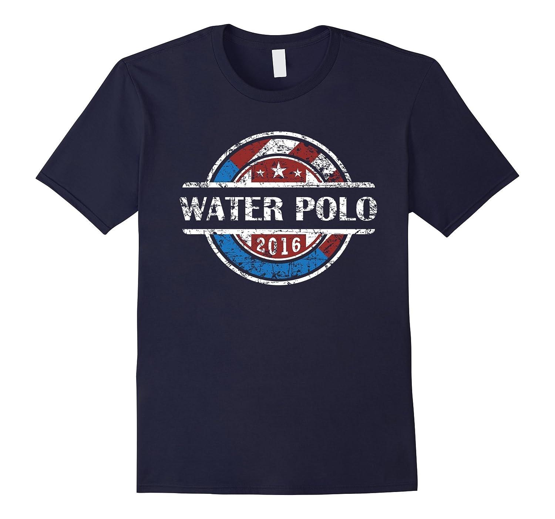 American Flag Water Polo 2016 Shirt 2 USA Gift WP Team-CD