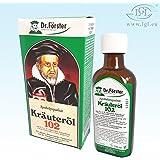 Aceite de hierbas 102 - 100 ml Dr. Förster Linimento