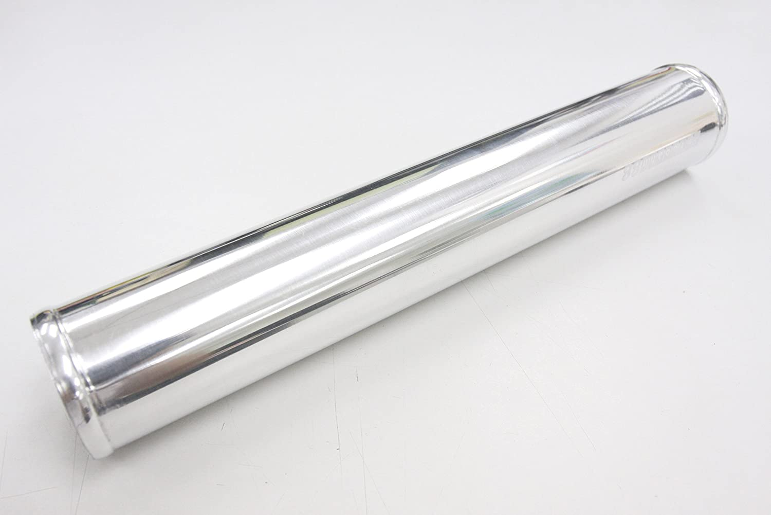 12 inch OD 4 Aluminum Alloy Pipe Tube 45 Degree Chrome Polish For Intercooler Pipe//Intake Pipe//Universal 102mm L 300mm