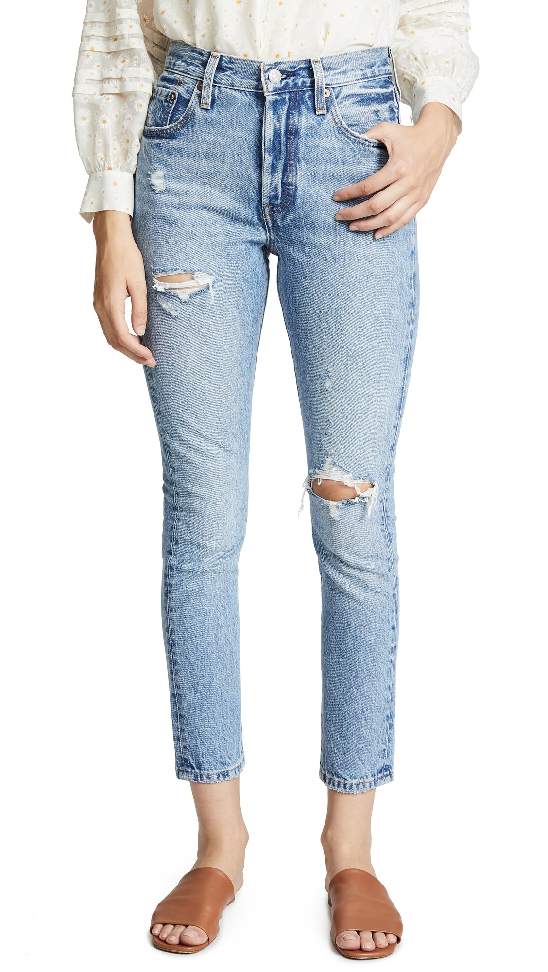 Levi's Women's 501 Skinny Jeans, Can't Touch This, 27