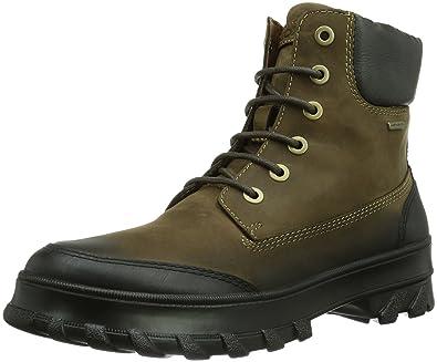 low priced 539b8 168a9 Geox Men's Myetibabx1 Winter Boot