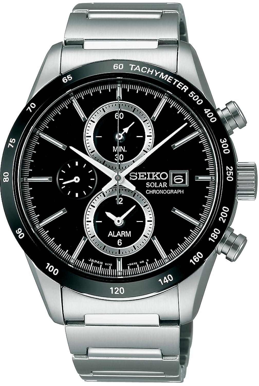 [セイコー]SEIKO 腕時計 SPIRIT SMART スピリットスマート クロノグラフ ソーラー サファイアガラス 日常生活用強化防水 (10気圧) SBPY119 メンズ B00J89GZW6