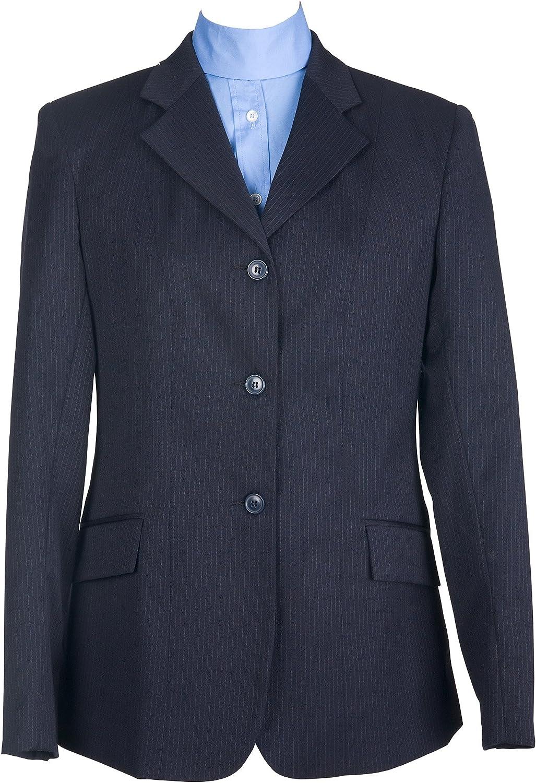 DEVON-AIRE Ladies Nouvelle Stretch Wool Show Coat