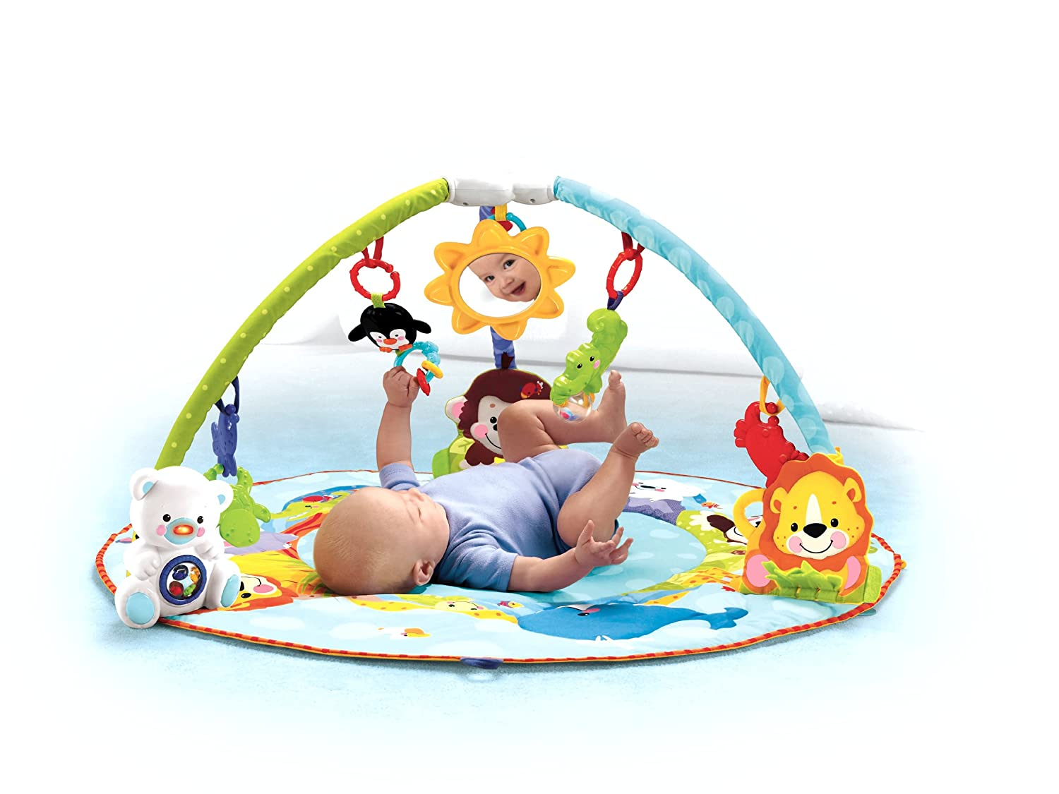 Fresh Baby Play Gym with Lights
