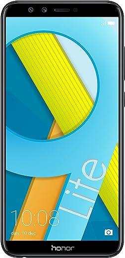 Honor 9 Lite Smartphone da 32 GB, Nero