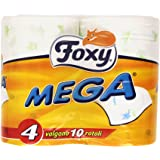FOXY Mega * 4 rotoloni igienica - Papel higiénico