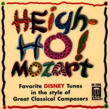 Image result for Disney classical hi ho