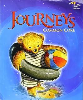 Houghton Mifflin Harcourt Journey Practice Book Grade 2 Vol 1