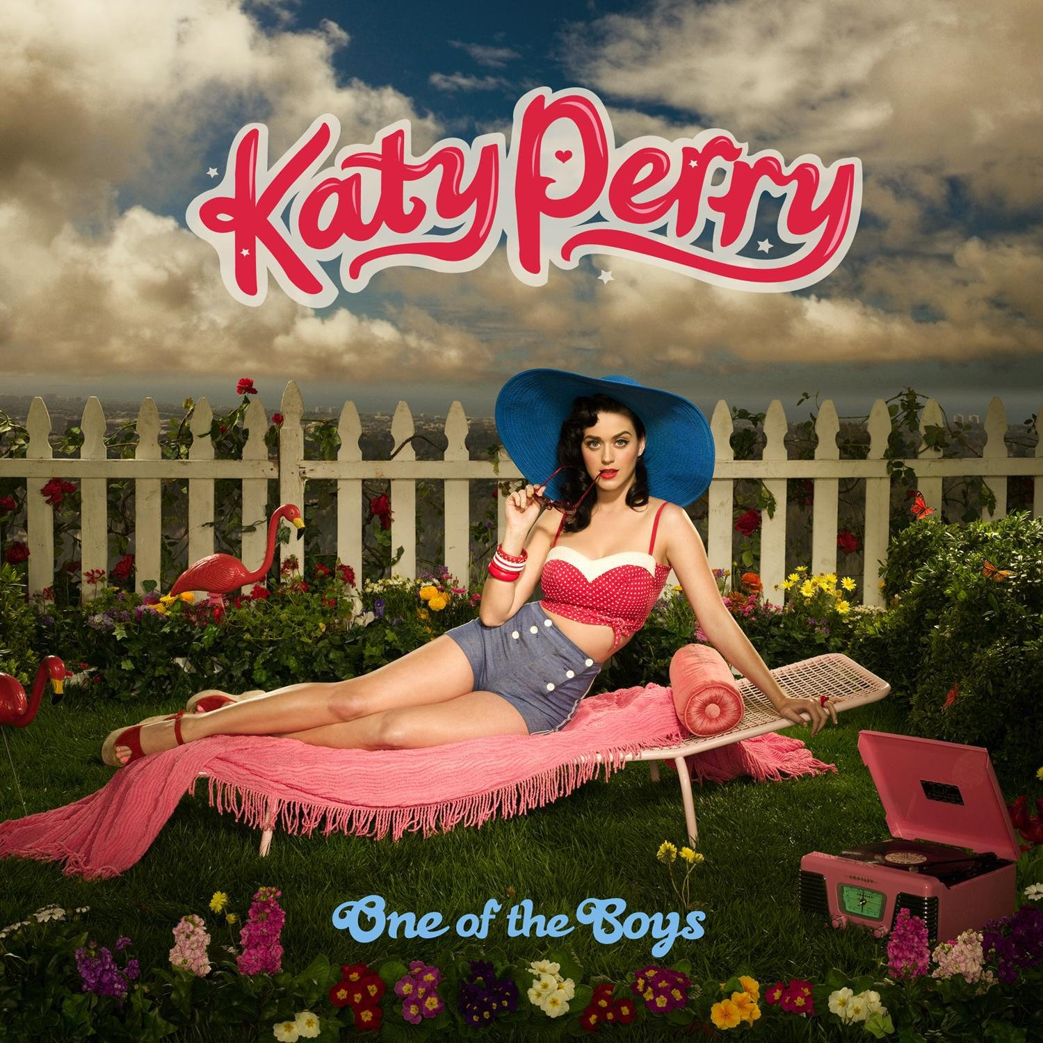 Vinilo : Katy Perry - One of the Boys (2 Disc)