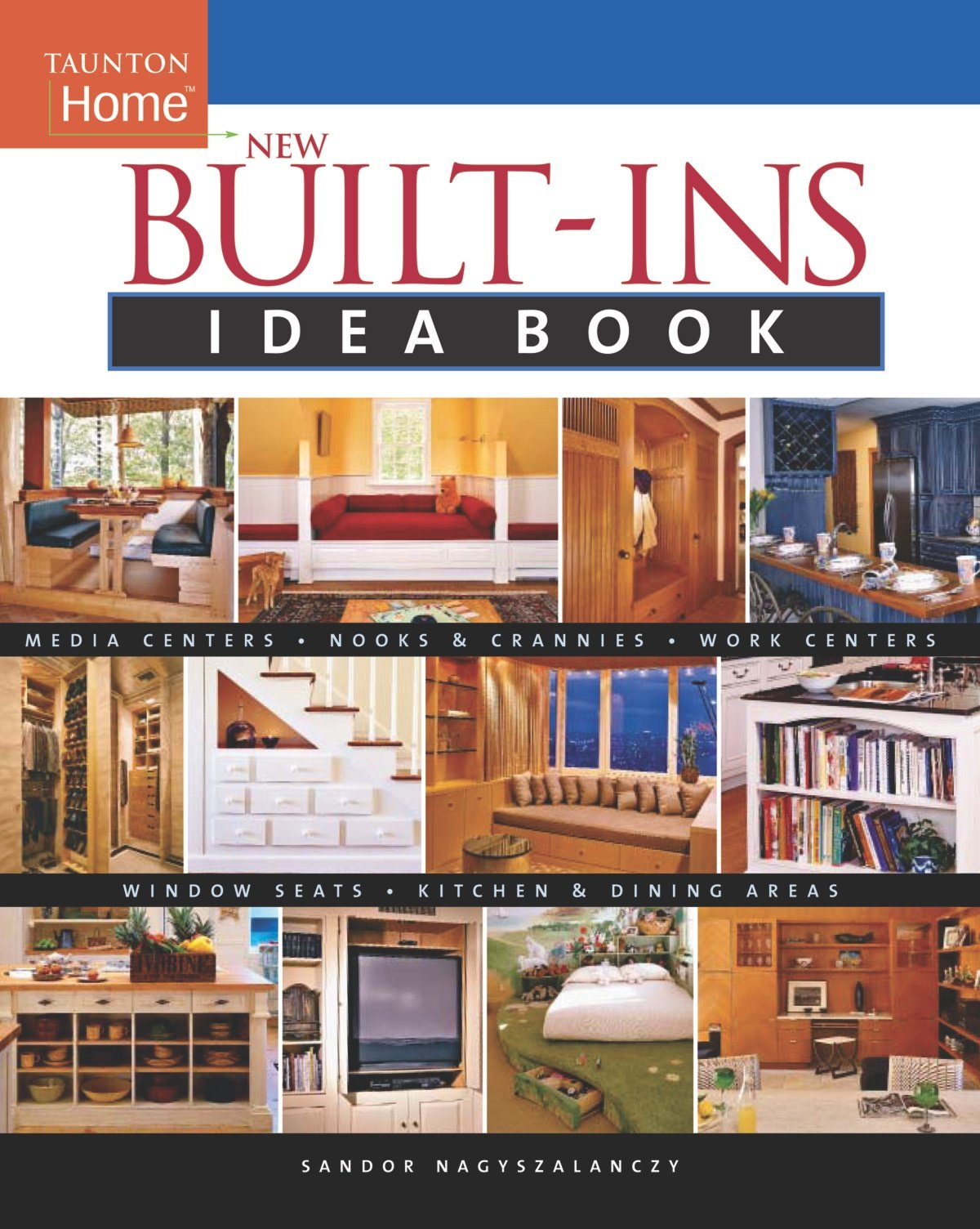 New Built-Ins Idea Book (Taunton Home Idea Books) PDF