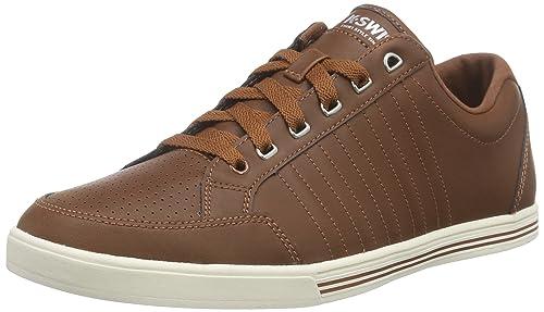 K Swiss Herren Court Frasco Sneaker, Braun (Tortoise Shell