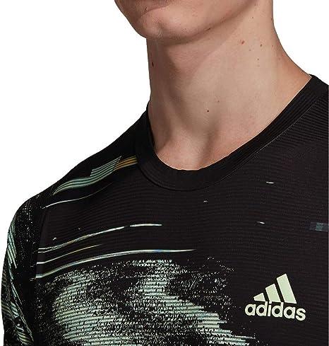 adidas® T Shirt New York Printed Tee , Climalite