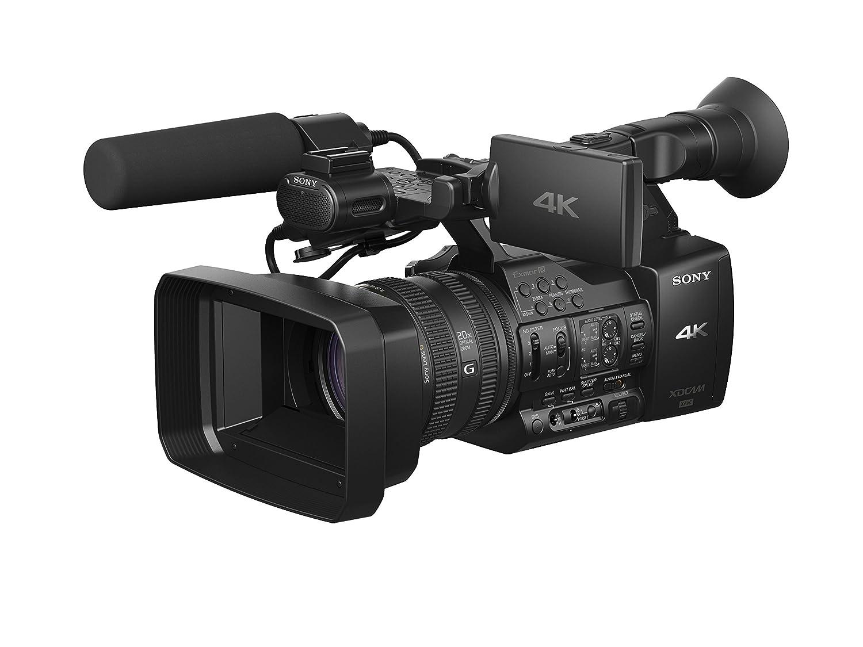 Sony PXWZ100 4K Handheld XDCAM Memory Camcorder (Black)