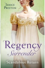 Regency Surrender: Scandalous Return: Return of Scandal's Son/Saved by Scandal's Heir Paperback