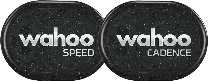 Wahoo Fitness Wahoo RPM Sensor de Cadencia y Velocidad, para ...