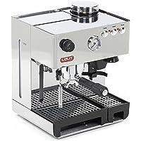 Lelit PL 42 EM Anita PL042EM halvprofessionell kaffebryggare med integrerad kaffekvarn, perfekt för espressomaterial…
