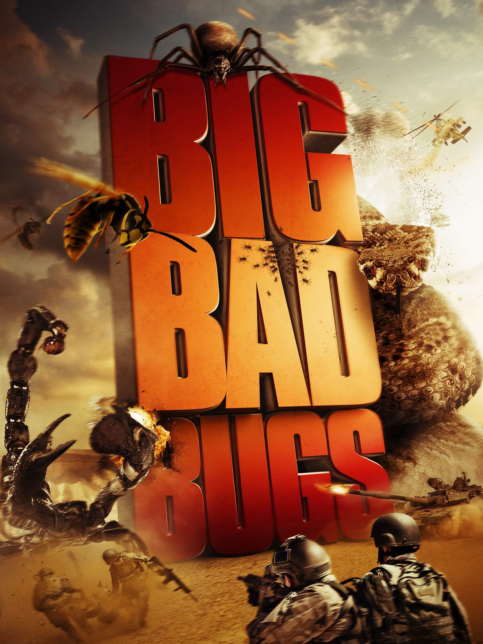 Big Bad Bugs on Amazon Prime Video UK