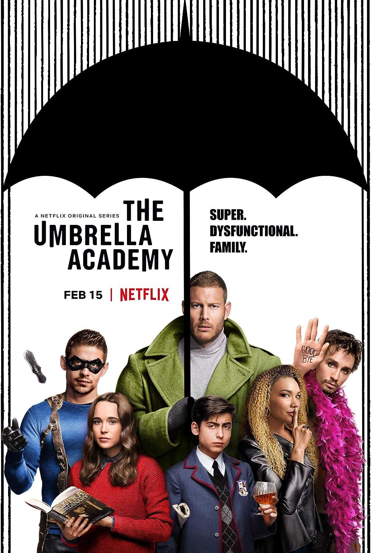 The-Umbrella-Academy:-Season-1
