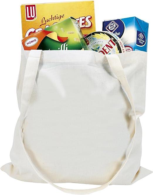 Craft Wise 3842-LH - Bolsa de algodón (10 unidades), 38 x 42 cm: Amazon.es: Hogar