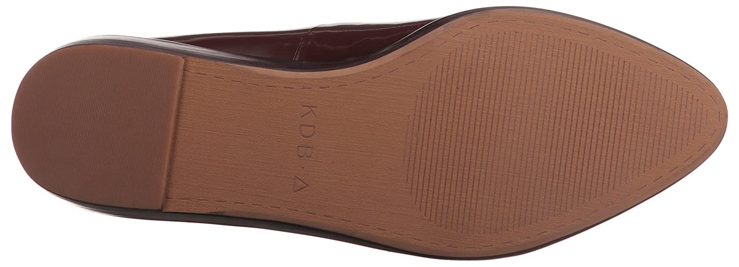 KELSI DAGGER BROOKLYN Womens Abbi Pointed Toe Flat