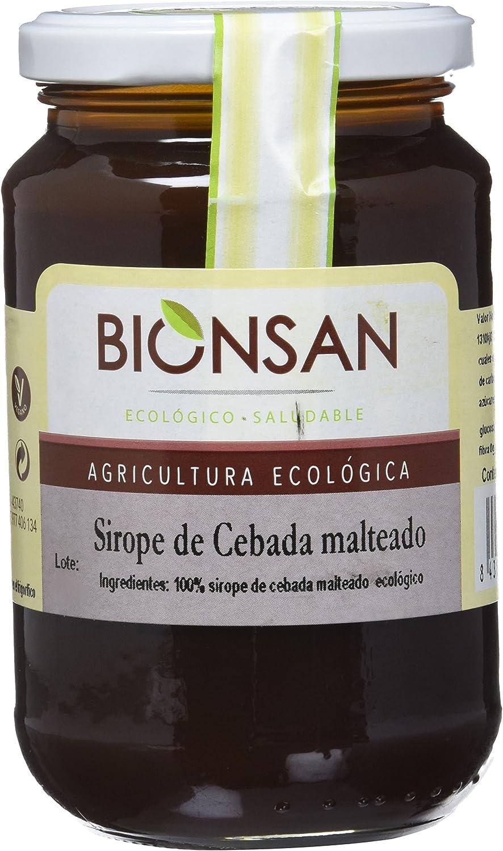 Bionsan Sirope de Cebada Malteado - 2 Botes de 500 gr - Total: 1000 gr