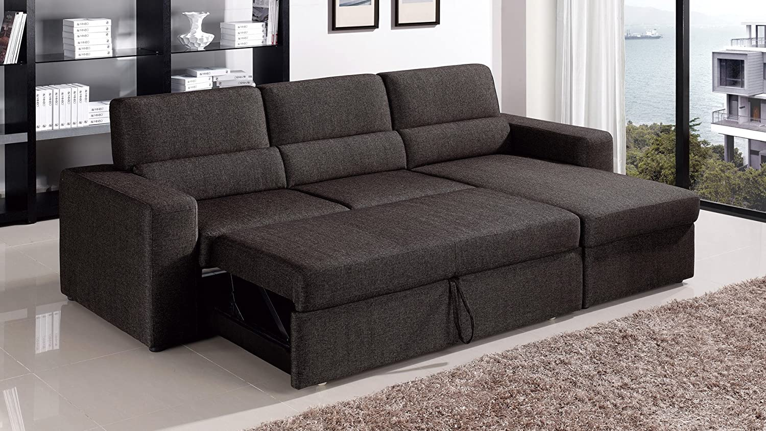 products en skiftebo chaise w sofa catalog friheten storage us sectional with gray seat ikea dark sleeper