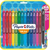 Paper Mate 1985481 Medium Point Inkjoy Gel Pen - Assorted Colours (Pack of 14)