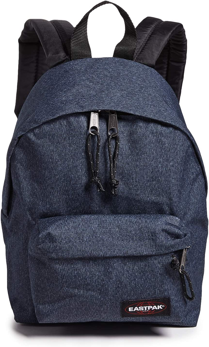 Eastpak Orbit Mochila, 10 L, Azul (Double Denim), 33.5 x 23 cm x ...