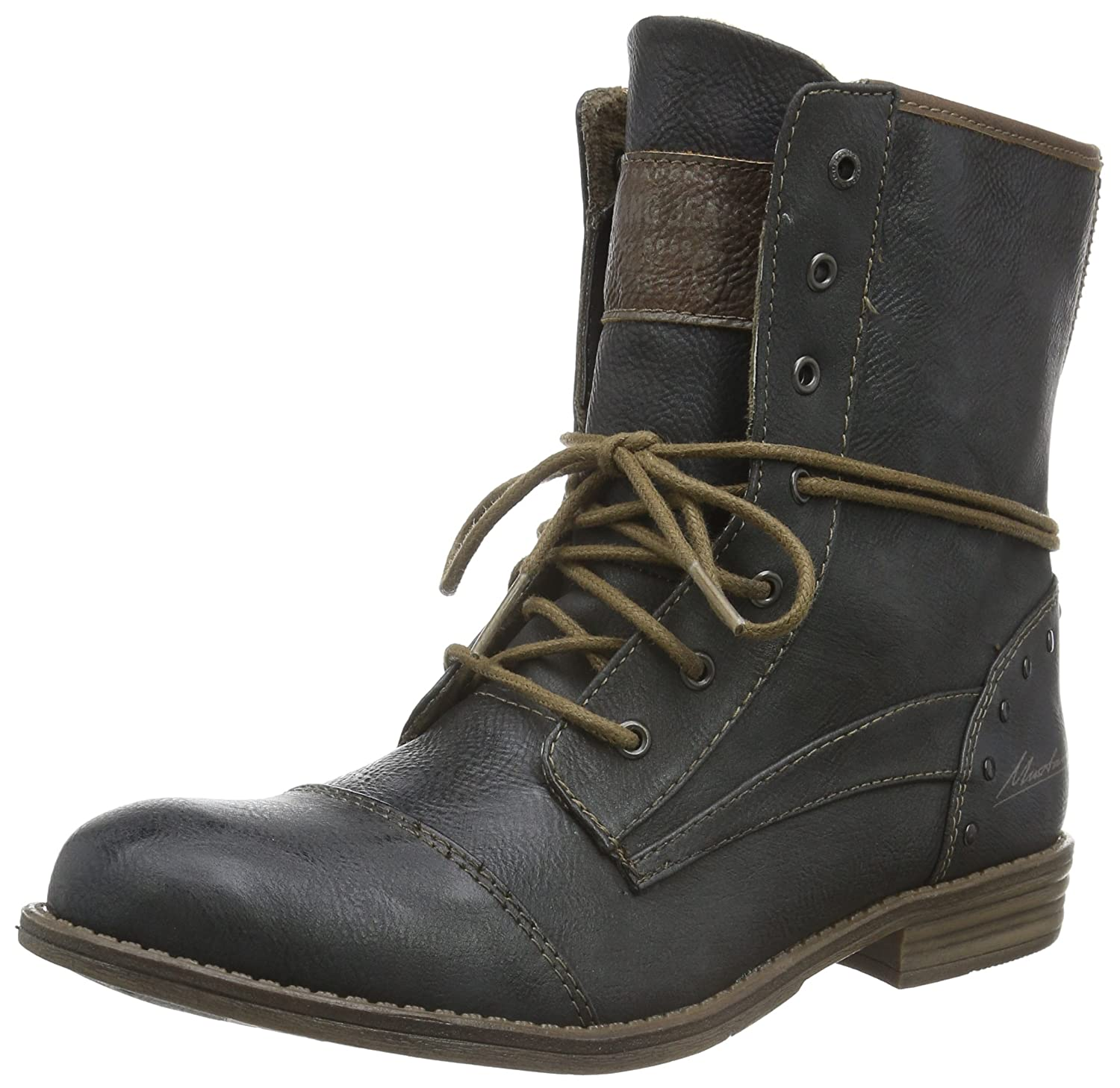 Mustang 1157, Bottes Classiques Femme Gris Femme Mustang (259 Gris Graphit) 6a6b182 - conorscully.space