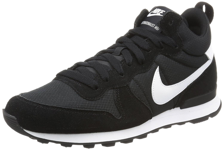 Nike Herren 859478-001 Turnschuhe  44 EU|Schwarz