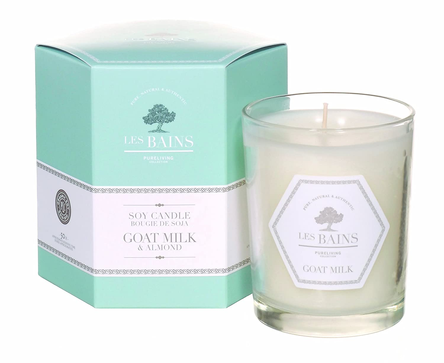 Goat milk all natural soy candles 8 oz