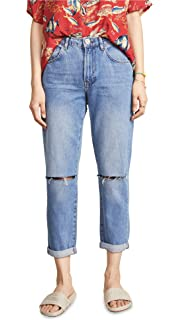 One Teaspoon Le Surf Awesome Baggies Distressed Jeans