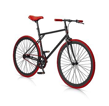 MBM Moonlight - Bicicleta para Hombre sin Cambios, Hombre, Unit ...