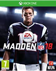 Madden NFL 18 (Xbox One) (New).