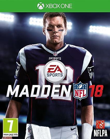 Madden NFL 18 (Xbox One) (New).: Amazon.es: Videojuegos