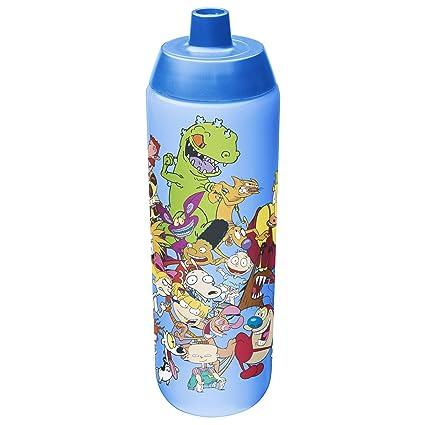54e441bd79 Amazon.com: Zak Designs Nickelodeon 24 oz. BPA Free Reusable Water ...