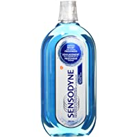 Sensodyne Mouthwash Daily Sensitivity Relief Mouthwash Cool Mint 984ml