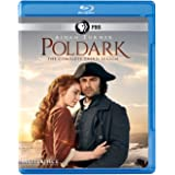 Masterpiece: Poldark Season 3 (UK Edition) Blu-ray