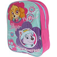 Paw Patrol Childrens/Kids Large Skye And Everest Rucksack