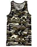 Mens Camo Tank Top 3Pack
