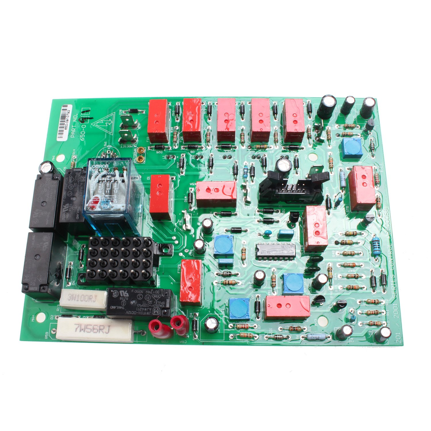 Mover Parts Printed Circuit Board for FG Vilson Parts PCB PCB650-091 by Mover Parts