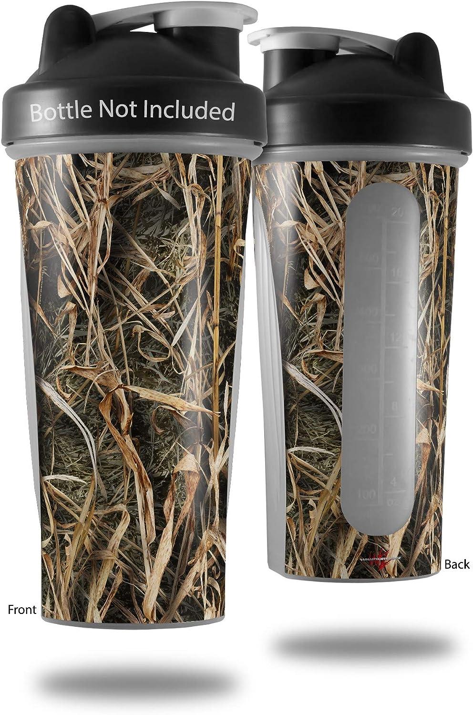 Skin Decal Wrap works with Blender Bottle 28oz WraptorCamo Grassy Marsh Camo (BOTTLE NOT INCLUDED)
