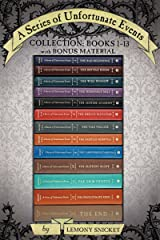 A Series of Unfortunate Events Complete Collection: Books 1-13: With Bonus Material Kindle Edition