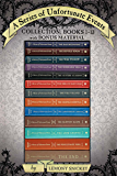 A Series of Unfortunate Events Complete Collection: Books 1-13: With Bonus Material
