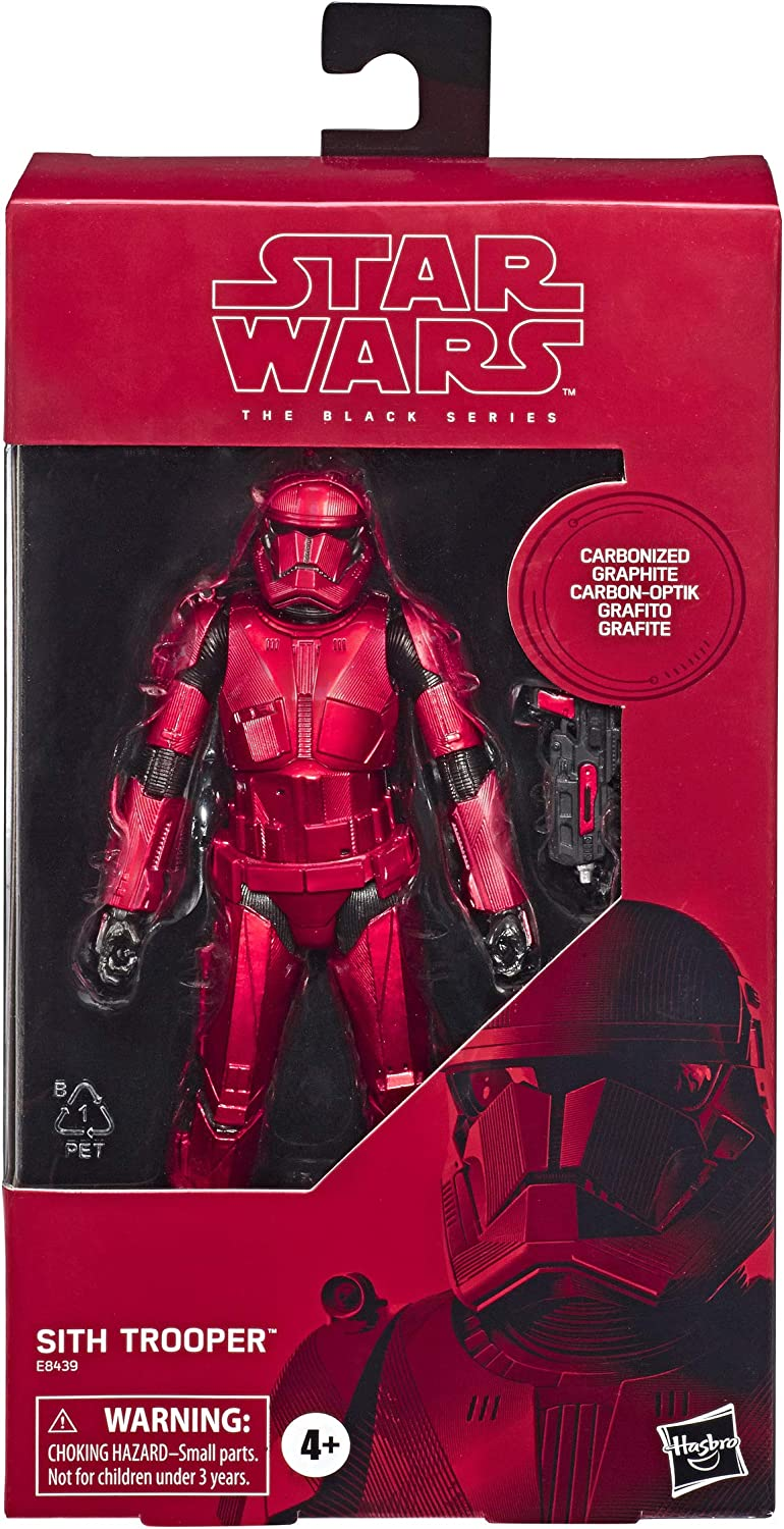 """Star Wars Black Series 6/"""" Figure First Edition Sith Trooper #92 IN STOCK!"""