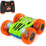 Remote Control Car -Mini Double-Sided Stunt Car - Cool Antics & Tricks