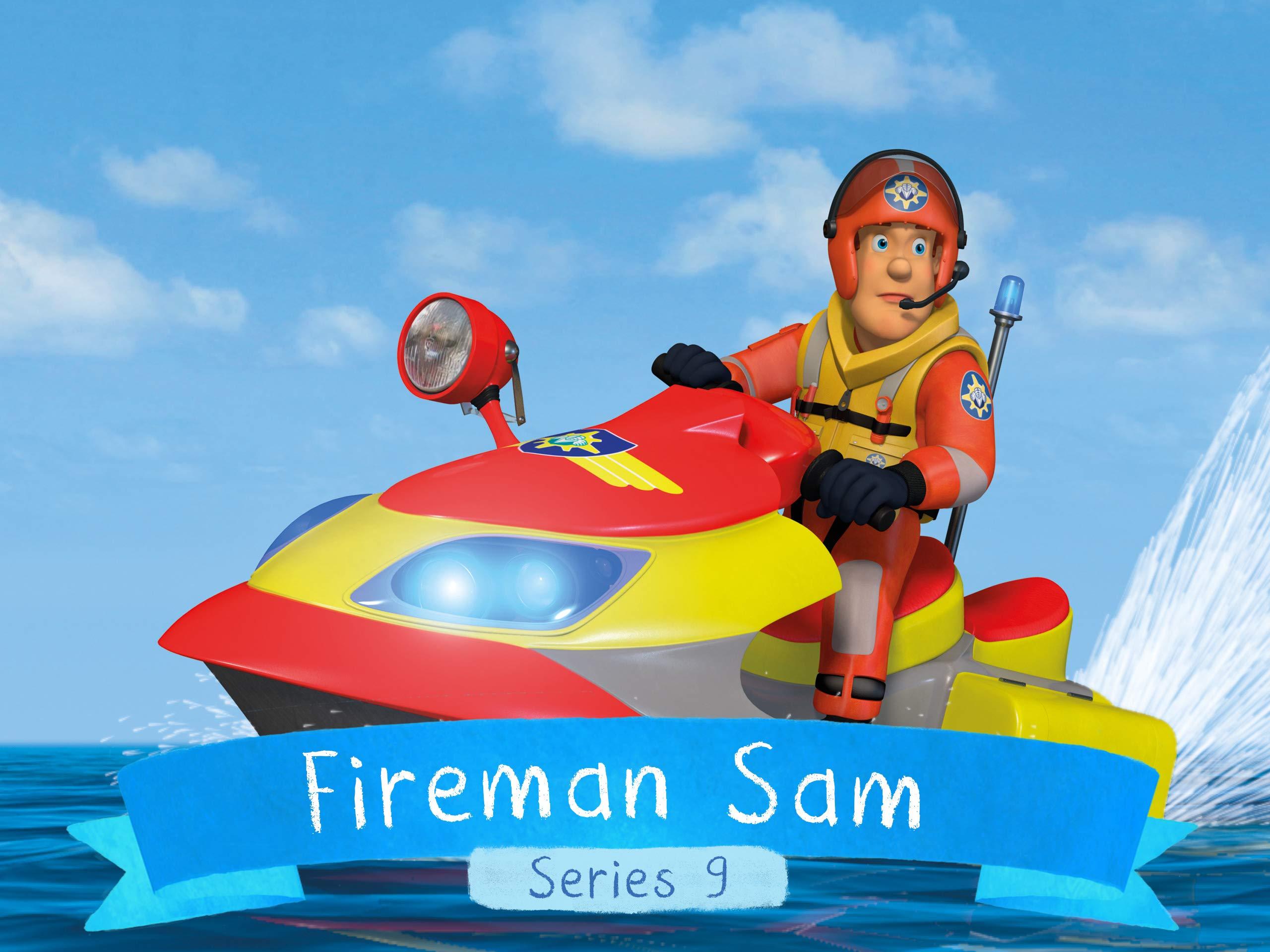 Fireman Sam on Amazon Prime Video UK